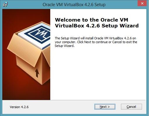 Virtual Box Installer