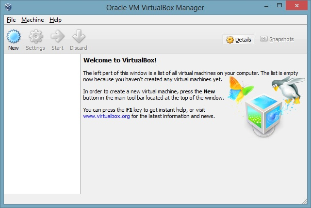 install centos on virtualbox 3