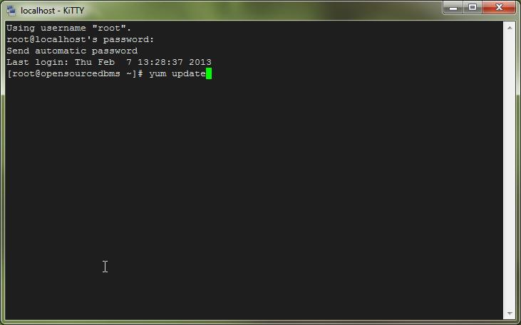 postgresql 9.2.3